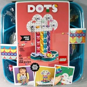 Lego DOTS jewelry stand new never opened ages 6 up